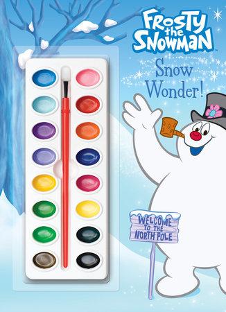 Snow Wonder! (Frosty the Snowman)