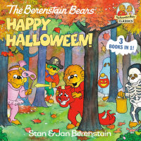 Book cover for The Berenstain Bears Happy Halloween!
