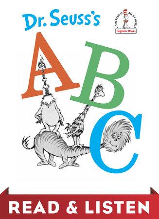 Dr. Seuss's ABC: Read & Listen Edition