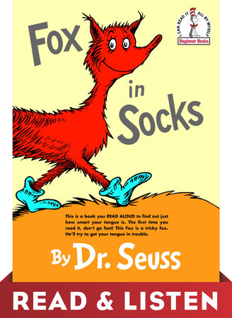 Fox in Socks: Read & Listen Edition
