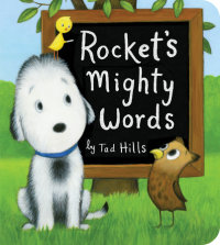 Cover of Rocket\'s Mighty Words cover