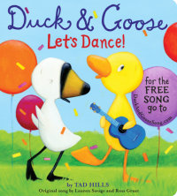 Cover of Duck & Goose, Let\'s Dance! (with an original song) cover