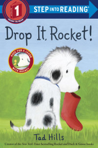 Cover of Drop It, Rocket! cover