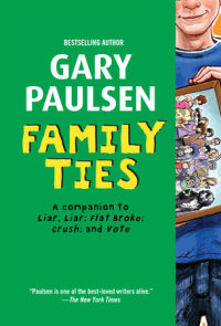 Cover of Family Ties cover