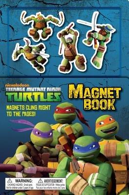 Teenage Mutant Ninja Turtles Magnet Book (Teenage Mutant Ninja Turtles)