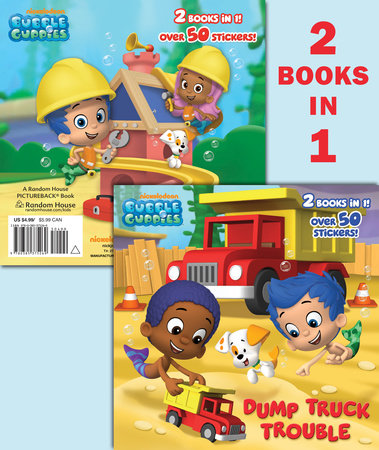 Dump Truck Trouble/Let's Build a Doghouse! (Bubble Guppies)