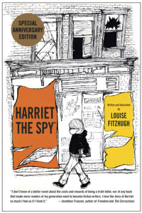 Book cover for Harriet the Spy: 50th Anniversary Edition