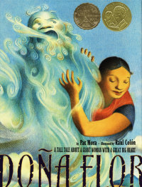 Cover of Dona Flor cover