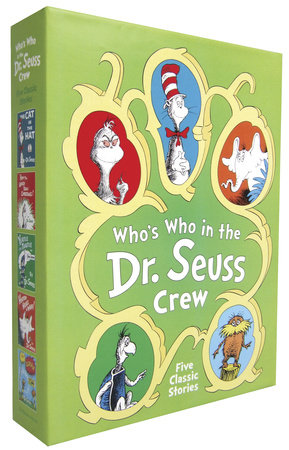 Who's Who in the Dr. Seuss Crew Boxed Set