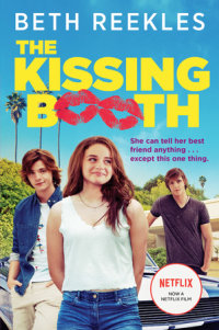 Book cover for The Kissing Booth