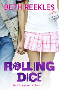 Book cover for Rolling Dice