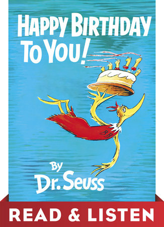 Happy Birthday to You! Read & Listen Edition