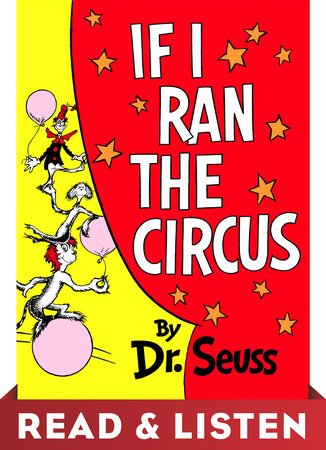 If I Ran the Circus: Read & Listen Edition