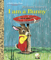 Cover of I Am A Bunny