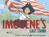 Book cover for Imogene\'s Last Stand