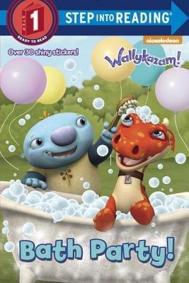 Bath Party! (Wallykazam!)