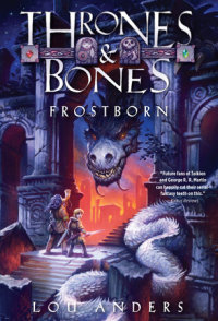 Book cover for Frostborn
