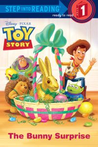 Book cover for The Bunny Surprise (Disney/Pixar Toy Story)
