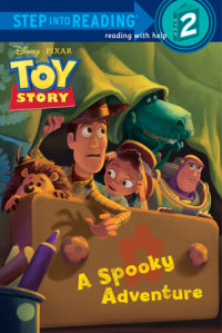 Book cover for A Spooky Adventure (Disney/Pixar Toy Story)