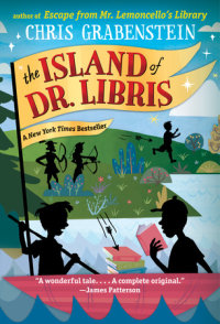 Book cover for The Island of Dr. Libris