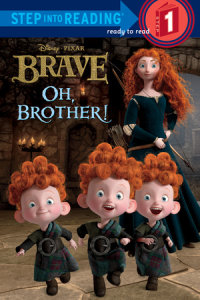 Book cover for Oh, Brother! (Disney/Pixar Brave)