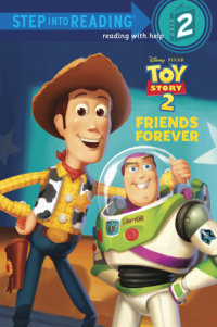 Book cover for Friends Forever (Disney/Pixar Toy Story)