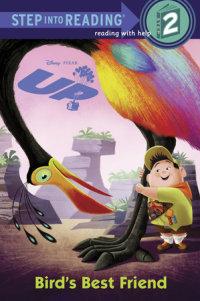 Book cover for Bird\'s Best Friend (Disney/Pixar Up)