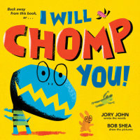 Book cover for I Will Chomp You!