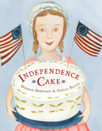 Book cover for Independence Cake