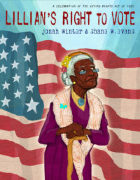 Cover of Lillian\'s Right to Vote cover