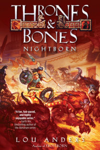 Cover of Nightborn cover