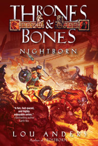 Book cover for Nightborn