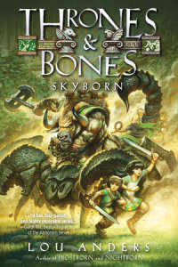 Book cover for Skyborn