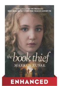 Book cover for The Book Thief: Enhanced Movie Tie-in Edition
