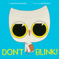 Cover of Don\'t Blink! cover