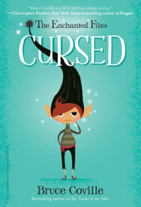 Book cover for The Enchanted Files: Cursed