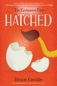 Book cover for The Enchanted Files: Hatched