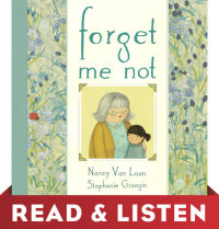 Book cover for Forget Me Not: Read & Listen Edition