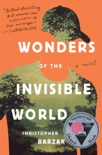 Cover of Wonders of the Invisible World cover