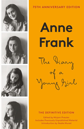 The Diary Of A Young Girl Penguin Random House Education