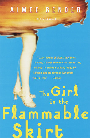 The Girl in the Flammable Skirt