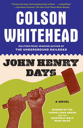 Cover image for John Henry Days