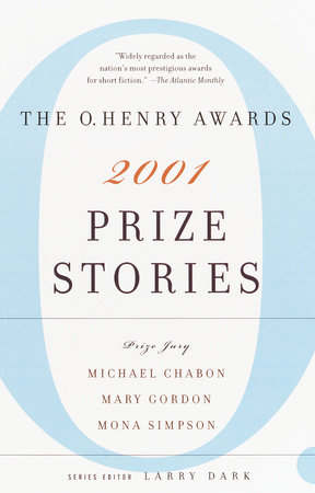 Prize Stories 2001