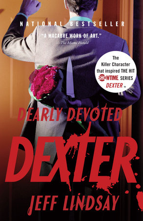Dearly Devoted Dexter book cover