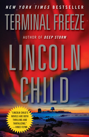 Terminal Freeze book cover