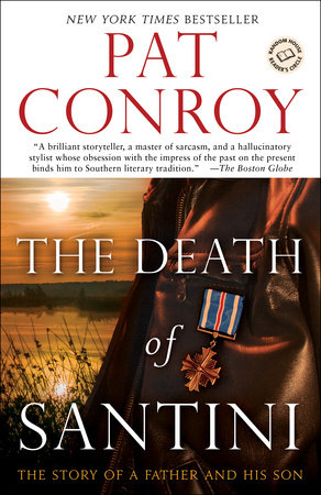 The Death of Santini book cover
