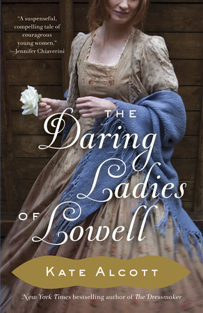 The Daring Ladies of Lowell book cover