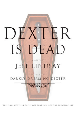 Dexter Is Dead book cover