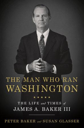The Man Who Ran Washington book cover