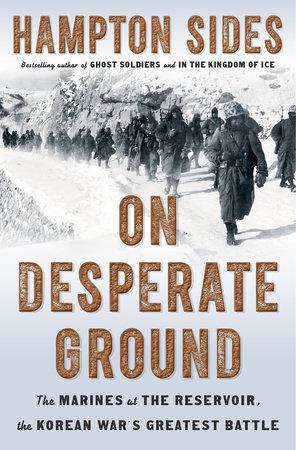 On Desperate Ground - Penguin Random House Retail